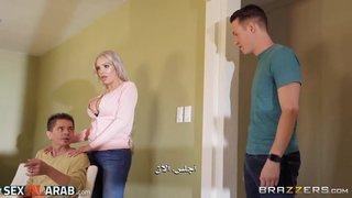 سكس اجنبي مترجم عربي يكتشف امه ممثلة افلام سكس الجنس العربي القذر