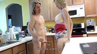 سكس محارم مترجمة نيك زوجة اخى اثناء مشاهدة المبارة الجنس العربي القذر